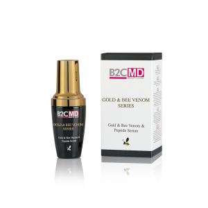 Altın & Arı Zehri & Peptid Serum